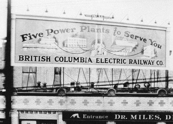 Five power plants to serve you - British Columbia Electric Railway Co.