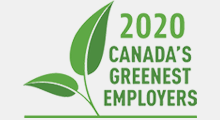 Canada's greenest employers 2020