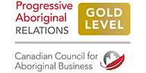 Progressive Aboriginal Relations Gold Level logo