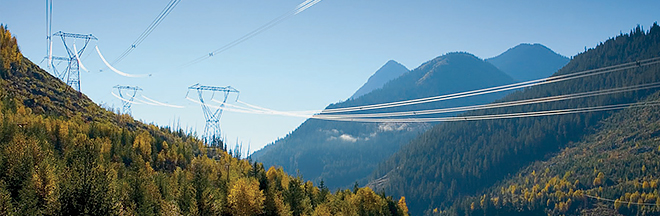 Image of transmission lines