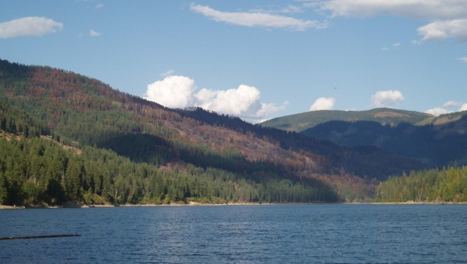 Pend d'Oreille Recreation area