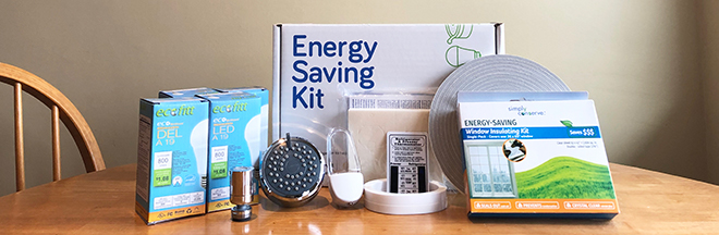 Energy Saving Kit