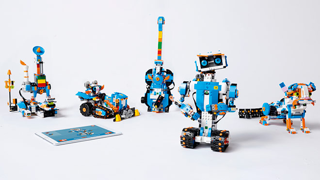 Image of Lego Boost toys