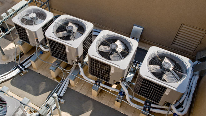 Rooftop Hvac Now A Candidate For Efficiency Upgrades