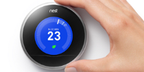 Adjusting nest thermostat