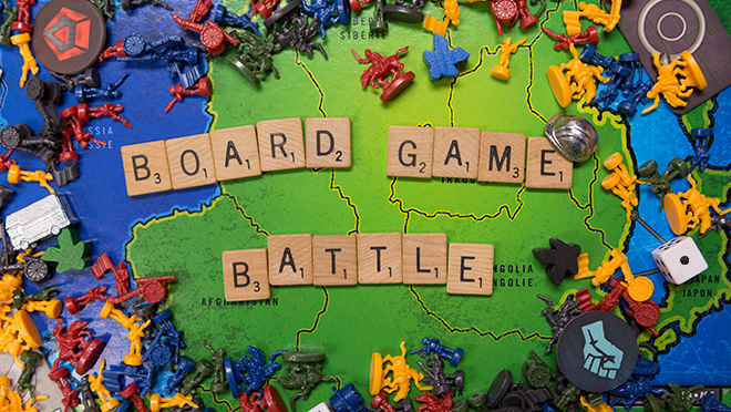Help us pick the best board game: Board Game Battle
