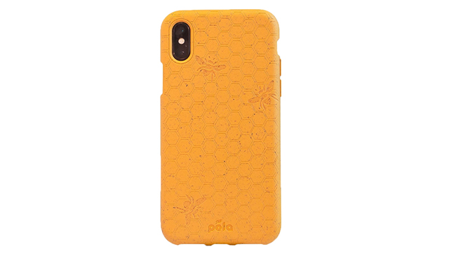 Image of a Pelacase Honeycomb smartphone case