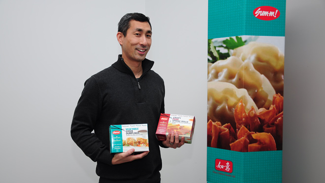 Image of Dean Minamimaye, Fine Choice Foods