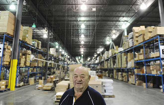 Garden Supplies Warehouse Says Good Bye To Dim Lights