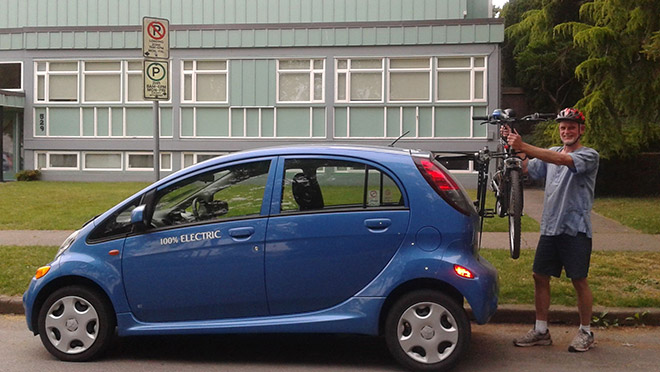 Bc Hydro Electric Cars