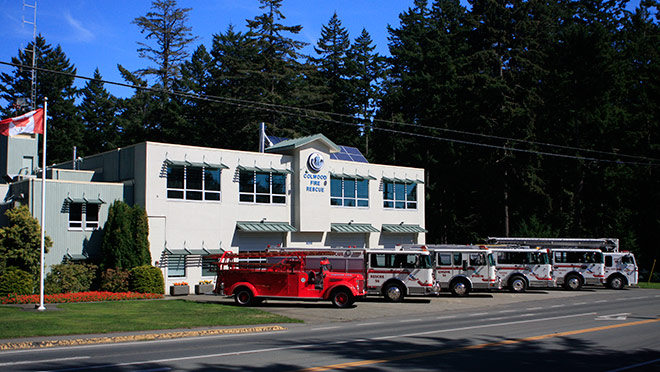 Image of Colwood Fire Rescue