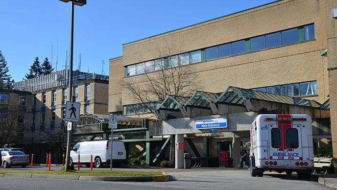 Image of Langley Memorial Hospital