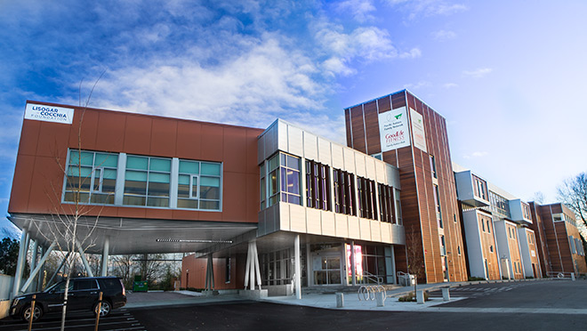 Image of the Pacific Autism Family Centre