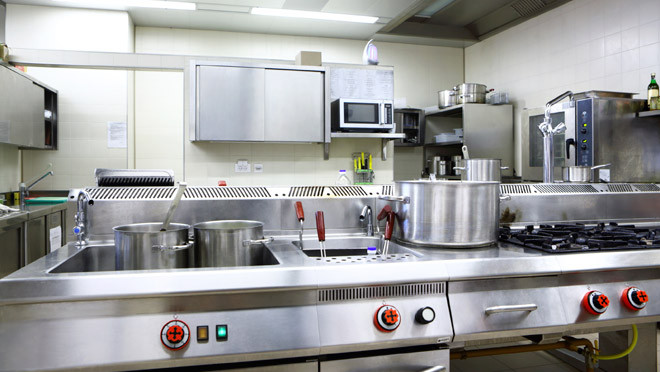 How To Boost Energy Efficiency Of Commercial Kitchen Appliances