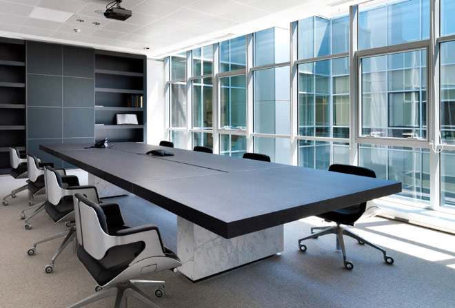 Office Design Makes The Energy efficiency Difference