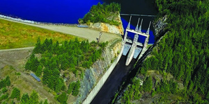 Duncan Dam