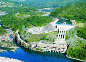 Kootenay Canal Generating Station