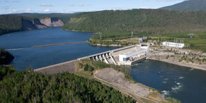 Peace Canyon Generating Station