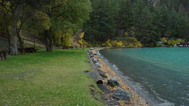 Seton Lake Recreation Area