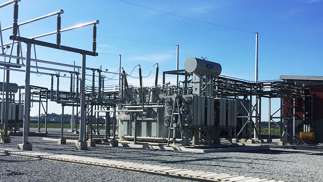 Bigger  Better  Stronger  New Fleetwood Substation Coming To Surrey