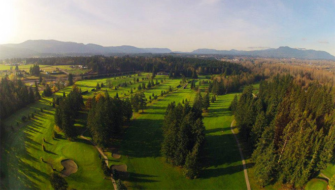 Cowichan Golf & Country Club's lighting upgrade qualified the golf course for a $6,500 BC Hydro incentive.