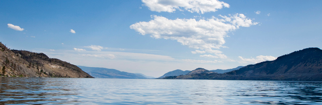 Image of Okanagan Lake