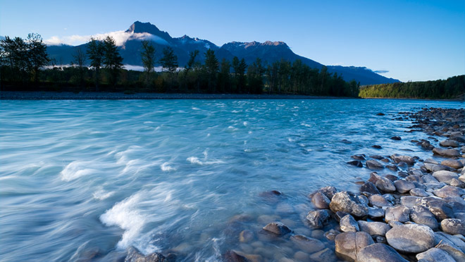 Image of the Skeena River