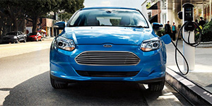 2018 ford focus electric owners manual