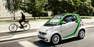 Smart fortwo Electric vehicle