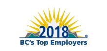 BC's Top Employers 2018 logo
