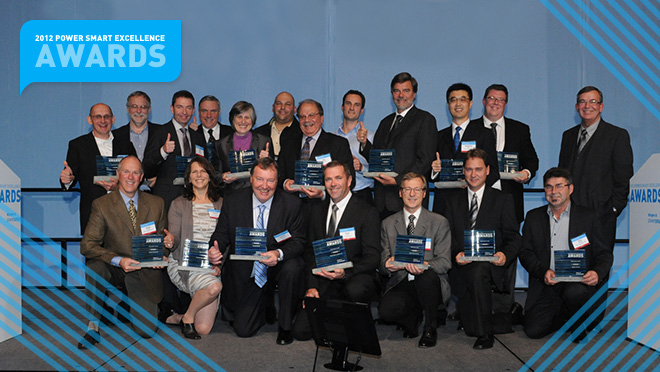 2012 Power Smart Excellence Awards Winners