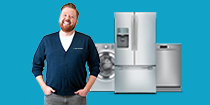 Dave and Samsung appliances