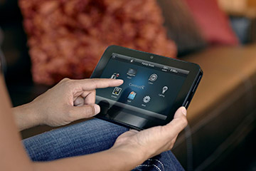 Control lighting from your mobile device