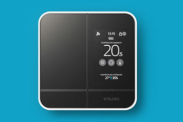A smarter thermostat for baseboard heaters is here
