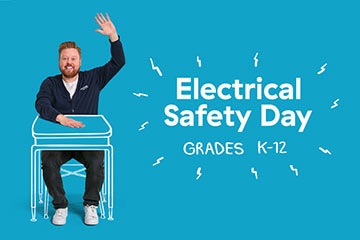 Would your child know how to avoid an electrical hazard?