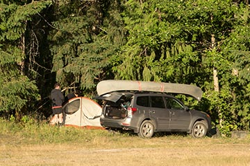 Tips to keep you safe in your tent or trailer this camping season