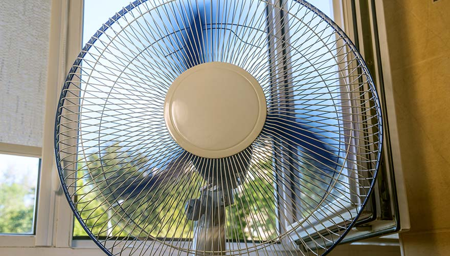 Don't spring for the air con just yet – some tips to try