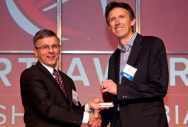 Sustainability award for Corvus Energy