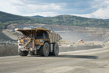 Mount Milligan strikes gold with electrification