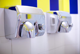 The hidden cost of hand drying