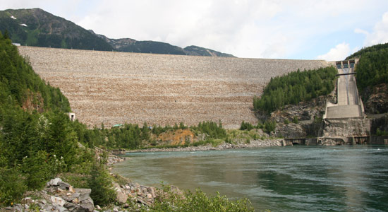 50 years of flood control, renewable power