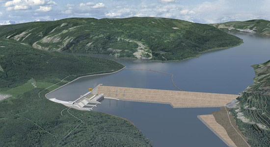 Rigorous 3-year review results in environmental approval for Site C