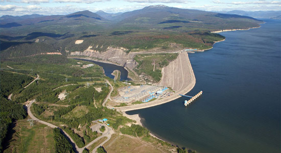 Clean, renewable power a first for LNG in B.C.