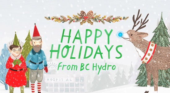 Play our holiday game & we'll make a donation