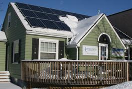 Solar panels 'eliminate' BC Hydro bills