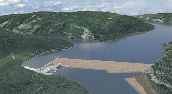 Chetwynd contractor to help clear Site C dam site