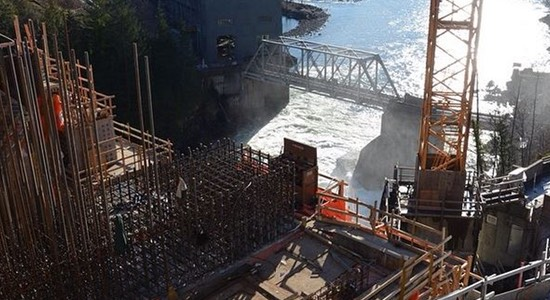 $800 million project will offer seismic stability, improved efficiency