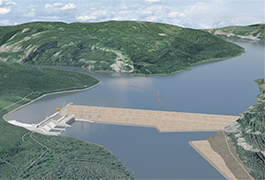 Site C offers low GHG emissions, long-term capacity