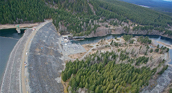 Upgrades bring power poles instead of tent poles to Strathcona Dam campground