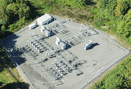 Third transformer to be added to Campbell River substation